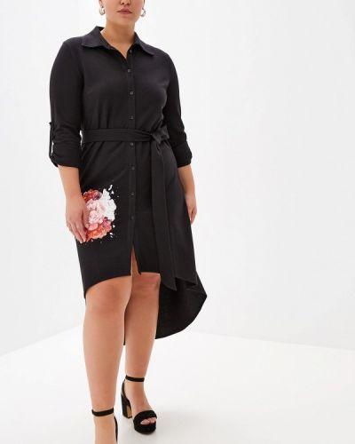 Платье платье-рубашка осеннее Maria Rybalchenko