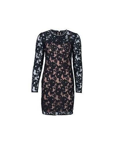 Вечернее платье черное Twinset