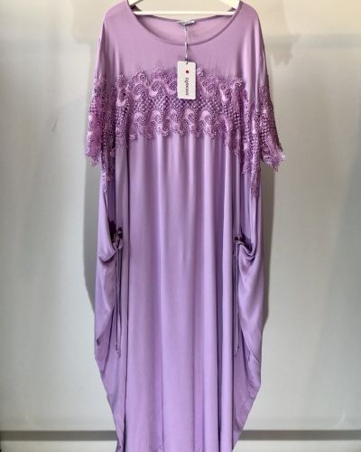 Платье - фиолетовое Darkwin