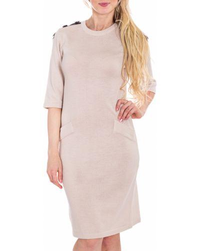Теплое платье трикотажное Lacywear