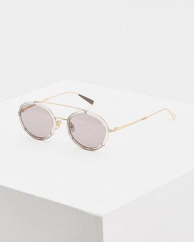 Солнцезащитные очки 2019 круглые Max Mara
