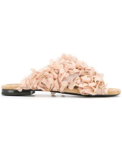 Сандалии на каблуке Maison Ernest