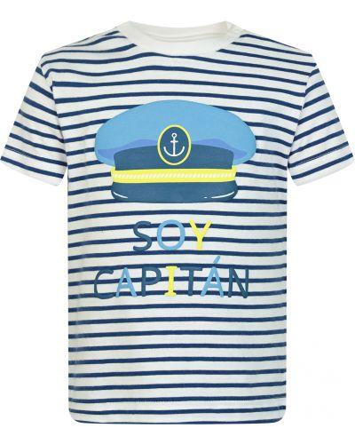 Синяя футболка Mayoral