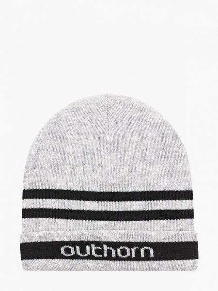 Шапка - серая Outhorn