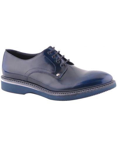 Синие туфли Dino Bigioni