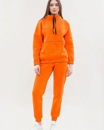 Спортивный костюм - оранжевый Maxa
