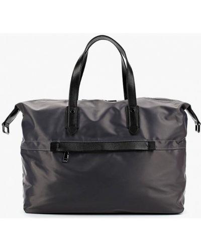 Серая дорожная сумка El Tempo