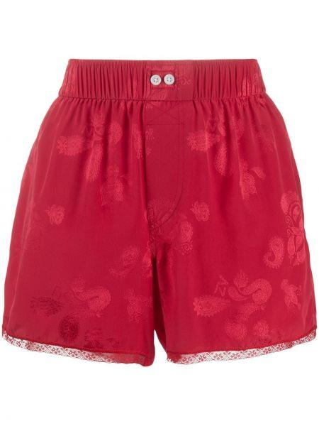 Ажурные короткие шорты Zadig&voltaire