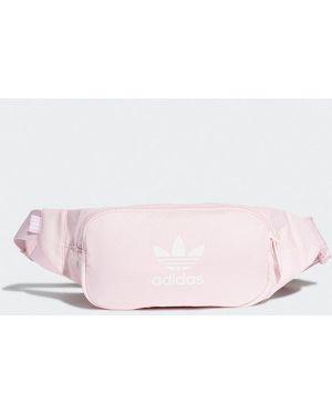 Сумка через плечо поясная розовый Adidas Originals