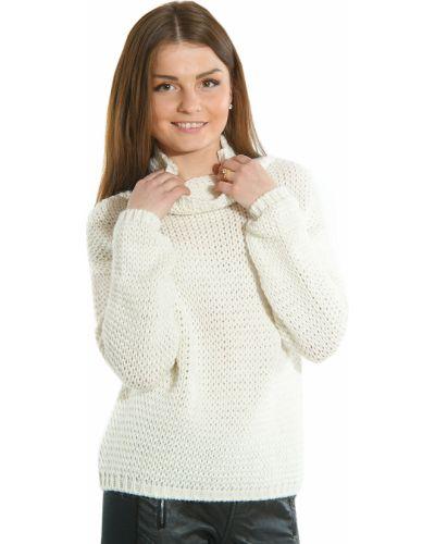 Белый свитер Gas