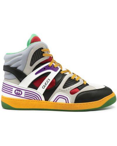 Sneakersy wysokie Gucci