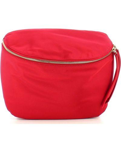 Czerwona torebka Borbonese