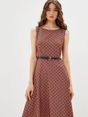 Платье - оранжевое Shovsvaro
