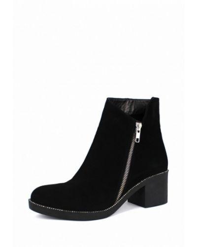 Ботинки на каблуке осенние на каблуке Blizzarini