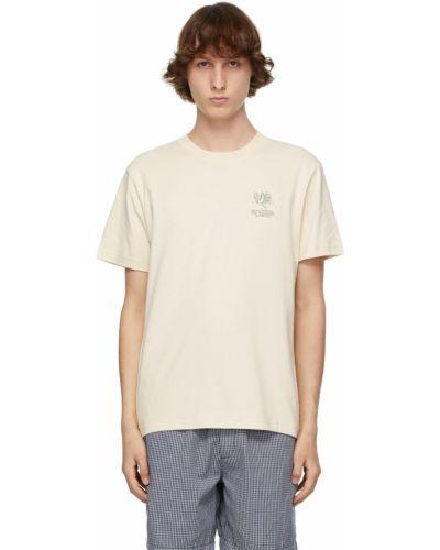 Zielony t-shirt krótki rękaw bawełniany Carne Bollente