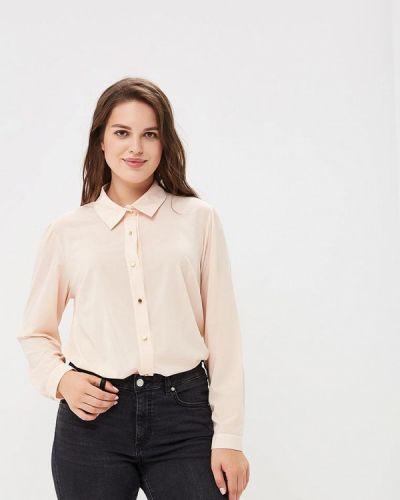 Блузка с длинным рукавом весенний бежевый Sartori Dodici