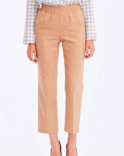 Бежевые брюки Musthave