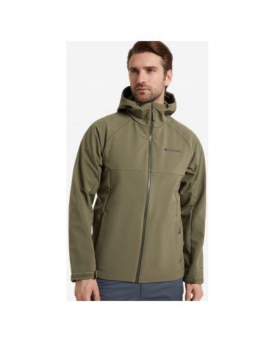Куртка с капюшоном - зеленая Columbia