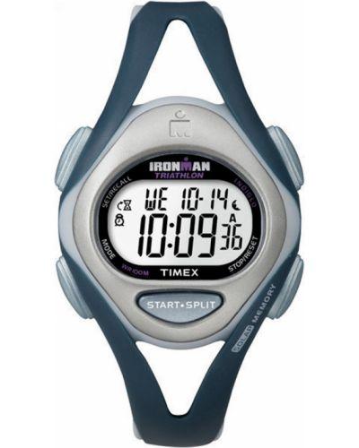 Водонепроницаемые часы с круглым циферблатом универсальный Timex
