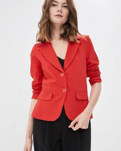 Красный пиджак Miss Miss By Valentina