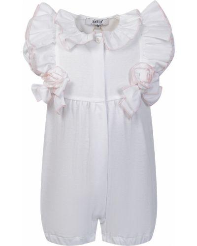 Комбинезон - белый Aletta