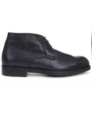 Шнурки черный Moreschi