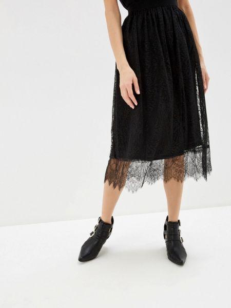 Платье черное клубное Concept Club