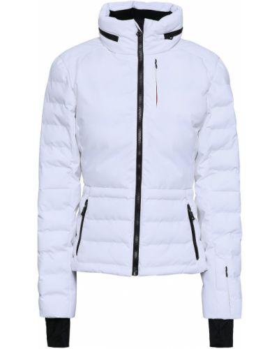 Biały płaszcz pikowany Erin Snow