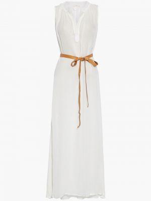 Biała sukienka na lato Eberjey
