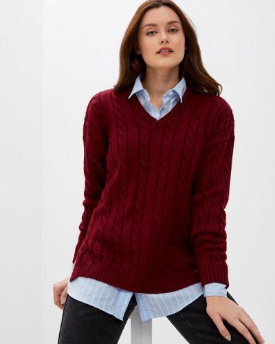 Красный пуловер Auden Cavill