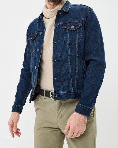 Джинсовая куртка осенняя осенний Gap