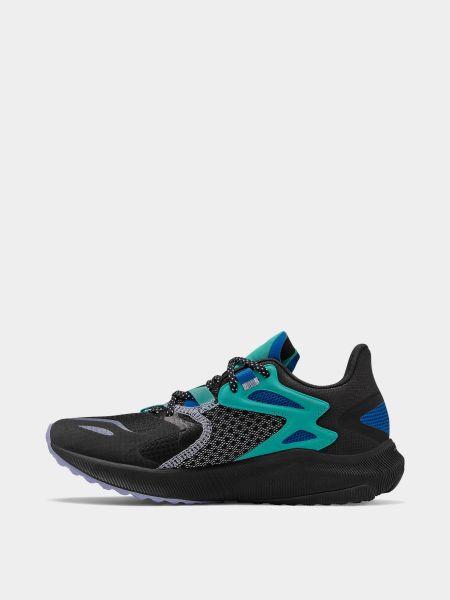 Черные кроссовки беговые для бега New Balance