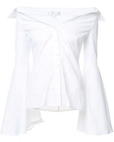 Классическая рубашка в полоску прямая Caroline Constas