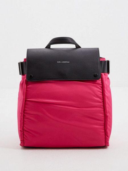 Рюкзак розовый Karl Lagerfeld