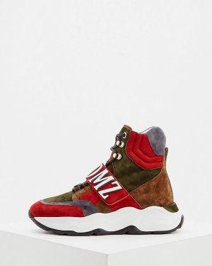 Высокие кроссовки Nando Muzi