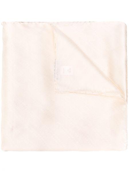 Jedwab szalik z logo Givenchy