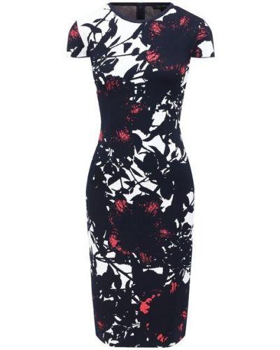 Платье из вискозы St. John