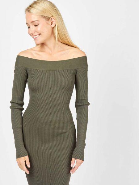 Платье с открытыми плечами 12storeez