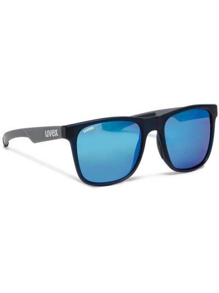 Okulary - granatowe Uvex