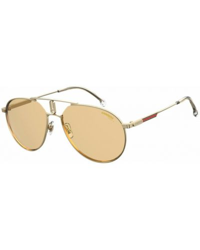 Żółte okulary Carrera