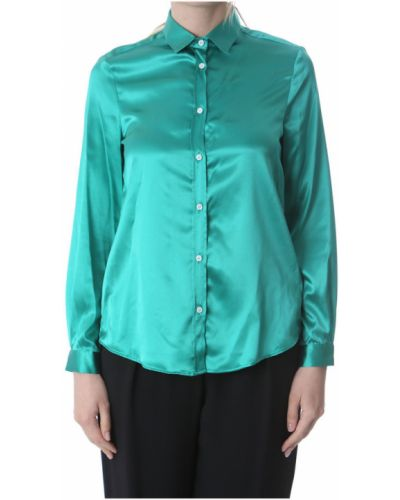 Zielona koszula Aglini