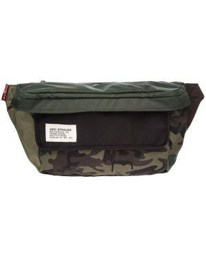 Поясная сумка камуфляжная камуфляжный Levi's®