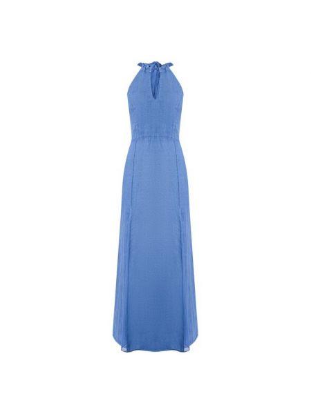 Платье макси 120% Lino