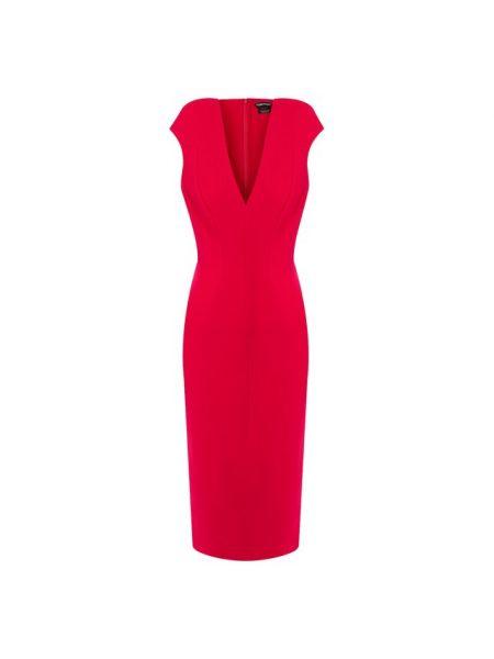 Шелковое платье - розовое Tom Ford