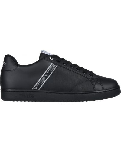 Кожаные кеды - черные Trussardi Jeans