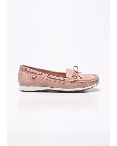 Розовые ботинки Big Star