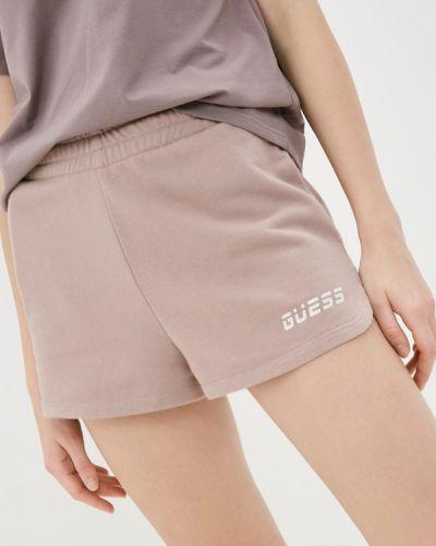 Джинсовые шорты - розовые Guess Jeans