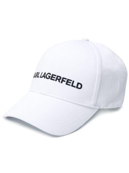 Кепка с логотипом Karl Lagerfeld