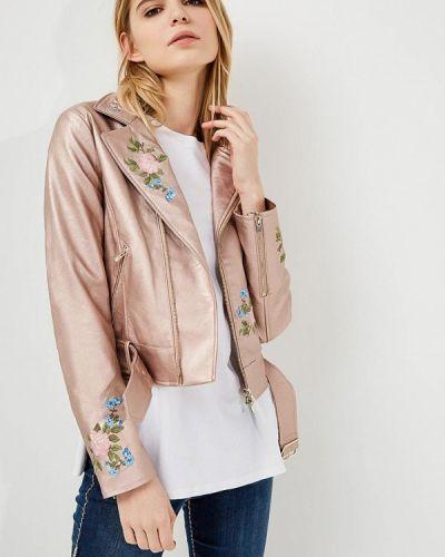 Розовая куртка Twin-set Simona Barbieri