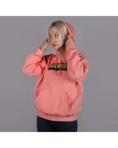 Розовый свитер Stussy